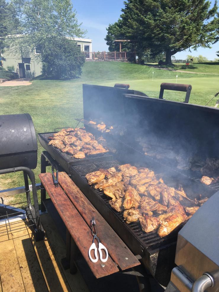 Grillen Chicken