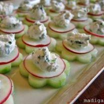 Cucumber - Radish