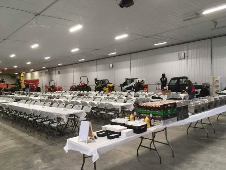Open House Set Up 2018